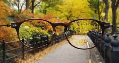 Eyeglasses Through Looking Looks Cinemagraphs Corner