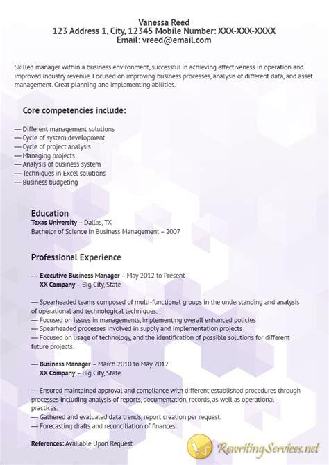Rewrite Resume Service resume rewrite service rewriting services
