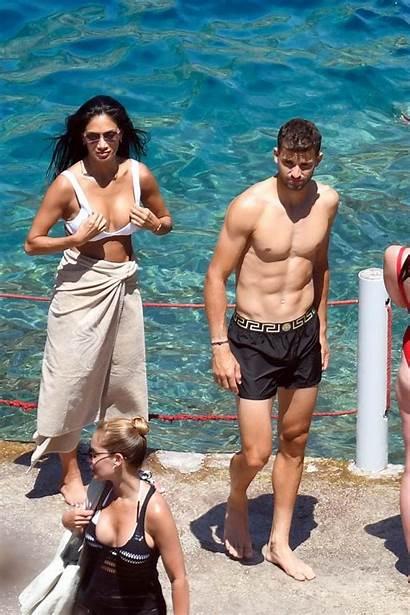 Scherzinger Nicole Dimitrov Grigor Boyfriend Capri Holiday