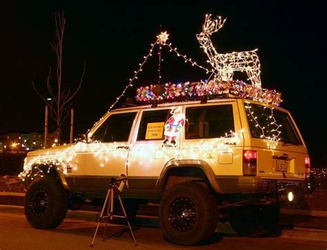 jeep christmas decorations 17 best images about christmas jeeps on pinterest
