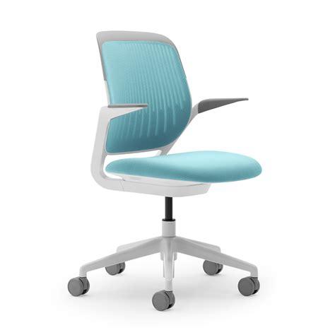 white modern desk chair aqua cobi desk chair with white frame modern office