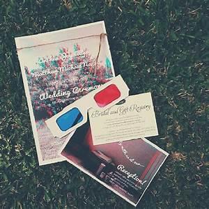 The invitation dilemma meraki magazine blog for 3d wedding invitations glasses
