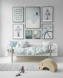 Decoration Murale Chambre Enfant : d coration murale bois chambre ~ Teatrodelosmanantiales.com Idées de Décoration