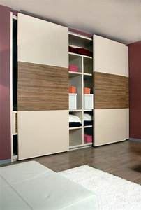 Modern Sliding Door Wardrobe Designs