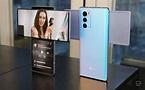 LG Wing 是一款看起來怪,但用起來順的雙螢幕手機 - Yahoo奇摩新聞