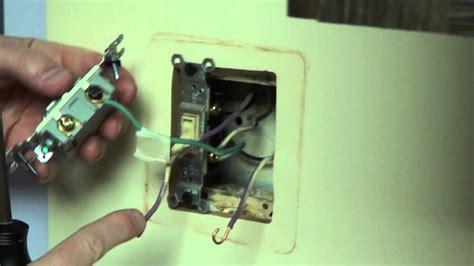 Double Switch Way Single Pole Conduit