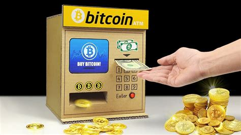 Am i safe using a bitcoin atm? How to Make BITCOIN ATM from Cardboard - YouTube
