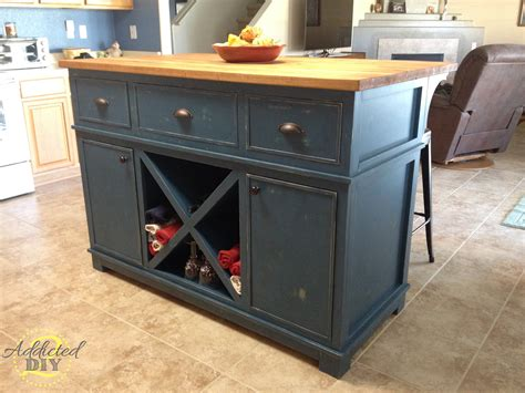 how to make a kitchen island out of base cabinets ana white diy kitchen island diy projects