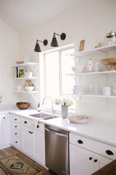 minimalist kitchen designs how to style a minimalist kitchen studio mcgee 4142