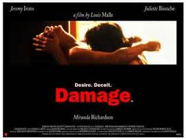 Damage Movie Posters From Movie Poster Shop