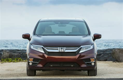 2019 Honda Odyssey Release Date And Pricing