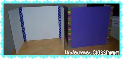 Privacy Classroom Folders Yourself Undercover Board Diy