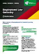 Online Jobs In Germany : employment law germany training course jsb ~ Kayakingforconservation.com Haus und Dekorationen