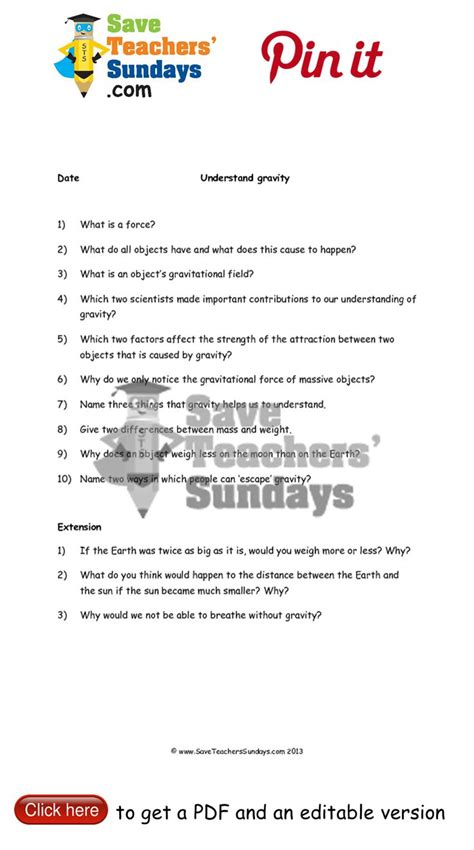 worksheet gravitational worksheet grass fedjp