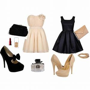 polyvore outfits prom