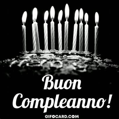 Birthday Happy Italian Buon Cards Compleanno Message