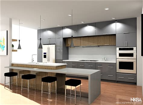 Contemporary Kitchen Interiors by Modern Kitchen Design Contemporary Pictures