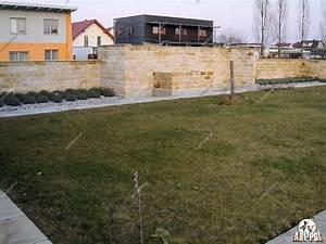 Mauer Im Garten : steine im garten ~ Michelbontemps.com Haus und Dekorationen