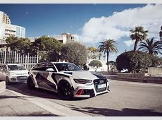 Jon Olsson's awesome RS6! StanceNation™ Form > Function