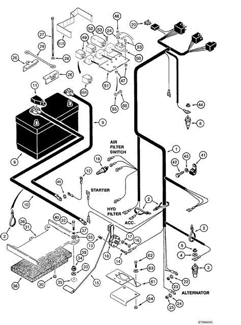 743 bobcat skid steer wiring schematics wiring library