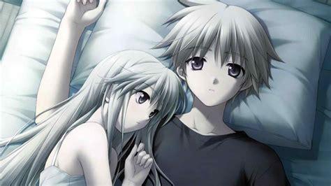 Anime Couple Hd Wallpaper Download Wallpaper Anime Couple Love Wallpapers Download For