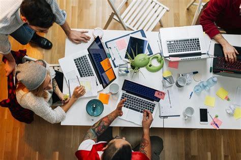 bail location bureau 5 bonnes raisons de démarrer votre startup dans un espace