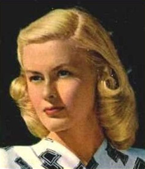 1950s Pageboy Hairstyle by 1940s Pageboy Hairstyles Deborah Burrows