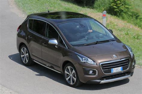 Prova Peugeot 3008 Scheda Tecnica Opinioni E Dimensioni 1