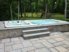 Jacuzzi Whirlpool Unterschied : 84 best swim spa install ideas images pool supplies bubble baths hot tubs ~ Buech-reservation.com Haus und Dekorationen