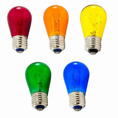 Bulbs Multi Lights String S14 Replacement Christmas