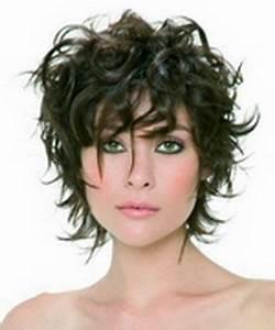 Coiffures Courtes Dégradées : cheveux boucles courts cheveux boucl s cheveux ~ Melissatoandfro.com Idées de Décoration