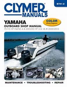 Yamaha 75  115  200  225 Hp 4