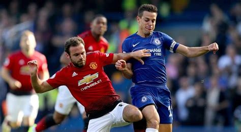 Chelsea to face Manchester United in FA Cup fifth round ...