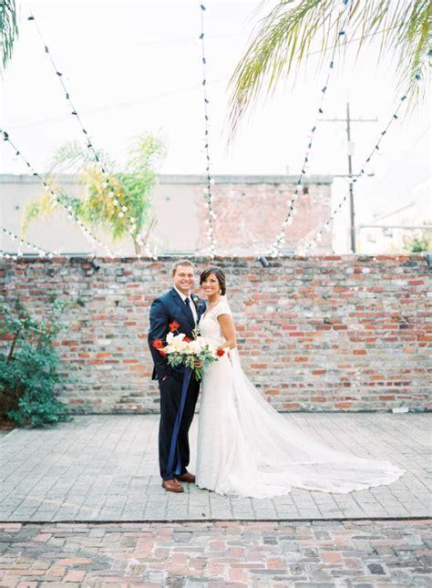 classy  orleans wedding  race  religious modwedding