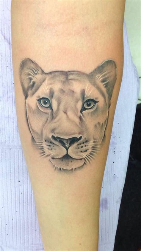 female lion tattoo  women  ideas  lioness