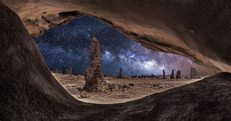 15 Breathtaking Photos Of Starry Skies That Will Inspire