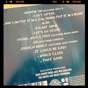 Tracklist: Mac & Devin Go To High School: Motion Picture ...