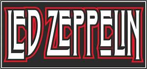 LED ZEPPELIN™ logo vector - Download in CDR vector format