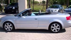Audi A4 2006 : 2006 audi a4 cabriolet youtube ~ Medecine-chirurgie-esthetiques.com Avis de Voitures