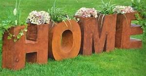 Deko Buchstaben Metall : rost eisen deko garten google s gning rost garden love garden und garden landscaping ~ Orissabook.com Haus und Dekorationen