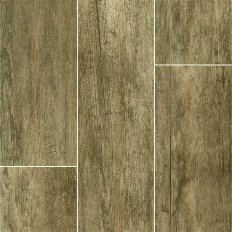 Florida Tile Black by Florida Tile Fumo 8 Quot X 36 Quot Wood Grain Porcelain Plank