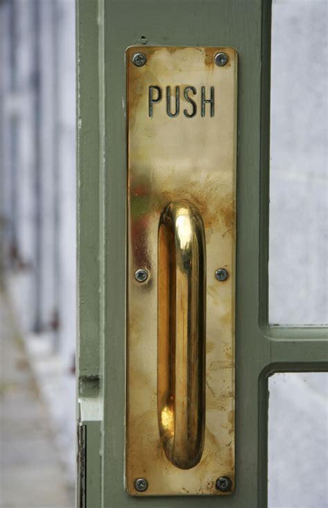 Push Door Handles, Photos of ideas in 2018 > Budas.biz