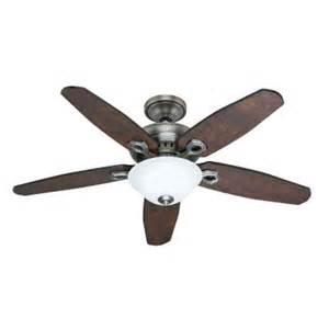 Home Depot Ceiling Fan Switch by Hunter Fairhaven 52 In Antique Pewter Ceiling Fan With