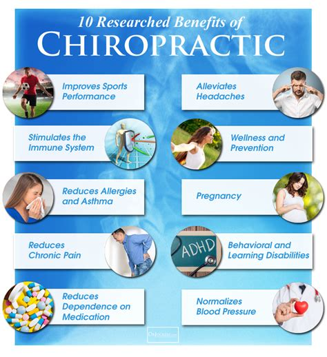 10 Researched Benefits Of Chiropractic Drjockerscom