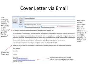Resume Email Cover Letter Resume Workshop Pasadena Library