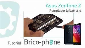 Tutoriel Asus Zenfone 2   Remplacer La Batterie Hd