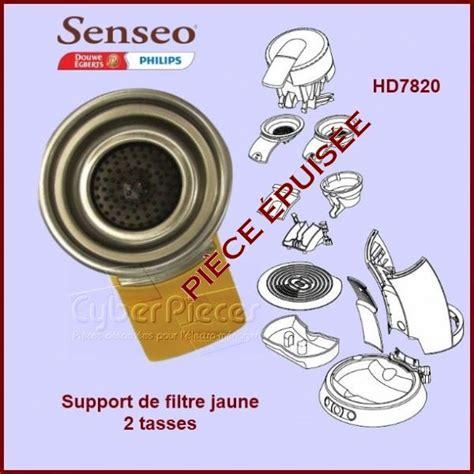 porte dosette senseo 2 tasses porte dosette 2 tasses jaune senseo 422225943010 pour senseo machine a dosettes petit