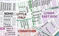 New York City Maps and Neighborhood Guide