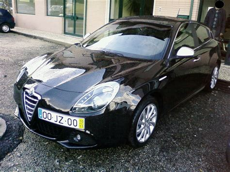 Alfa Romeo Giulietta Black Johnywheelscom