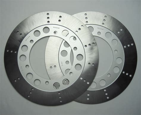 Trad Type Front Disc Rotor [t-91h]